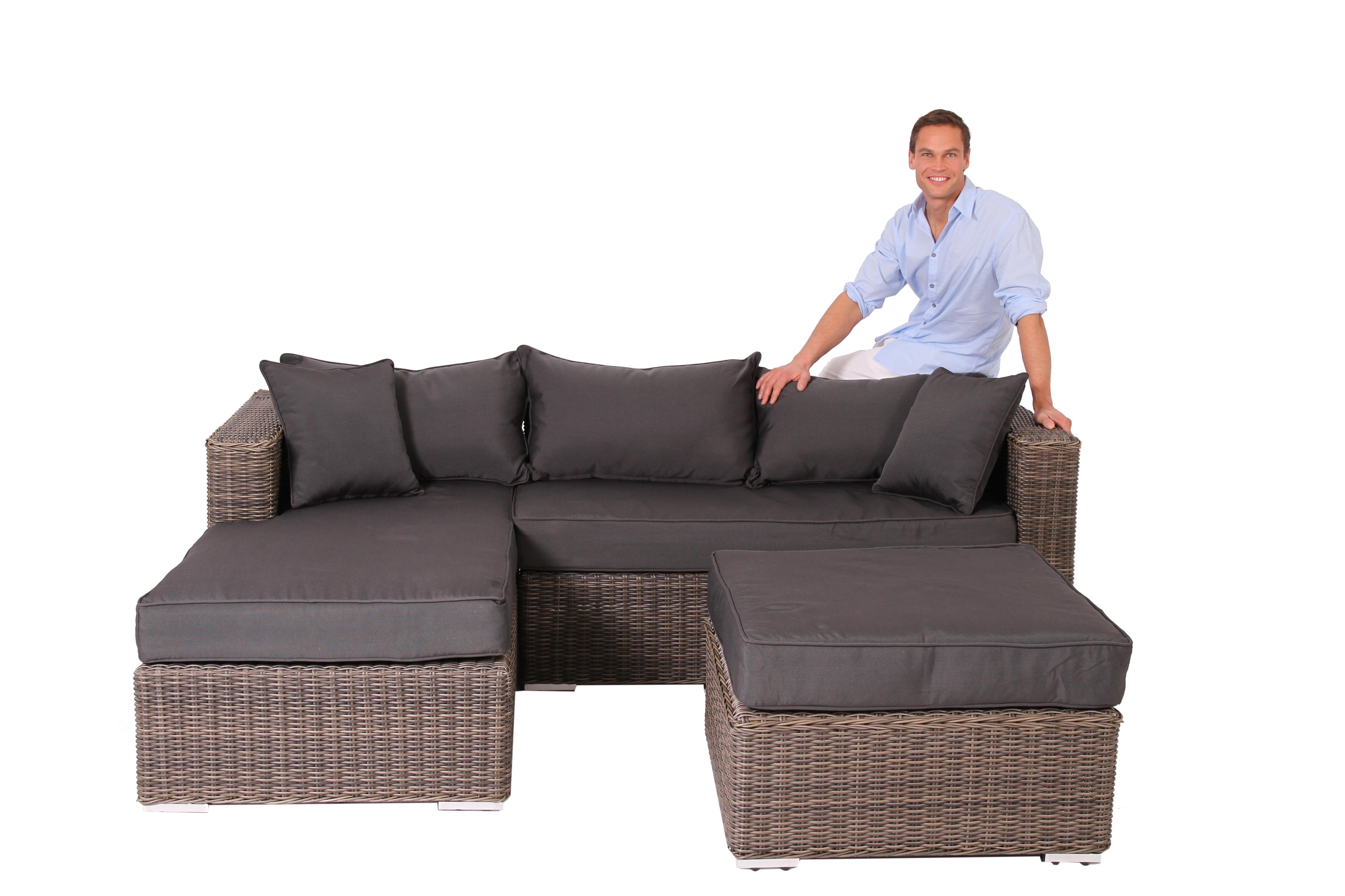 Artikel Wählen Sie eine Option Set M Set XL zusätzlicher Lounge