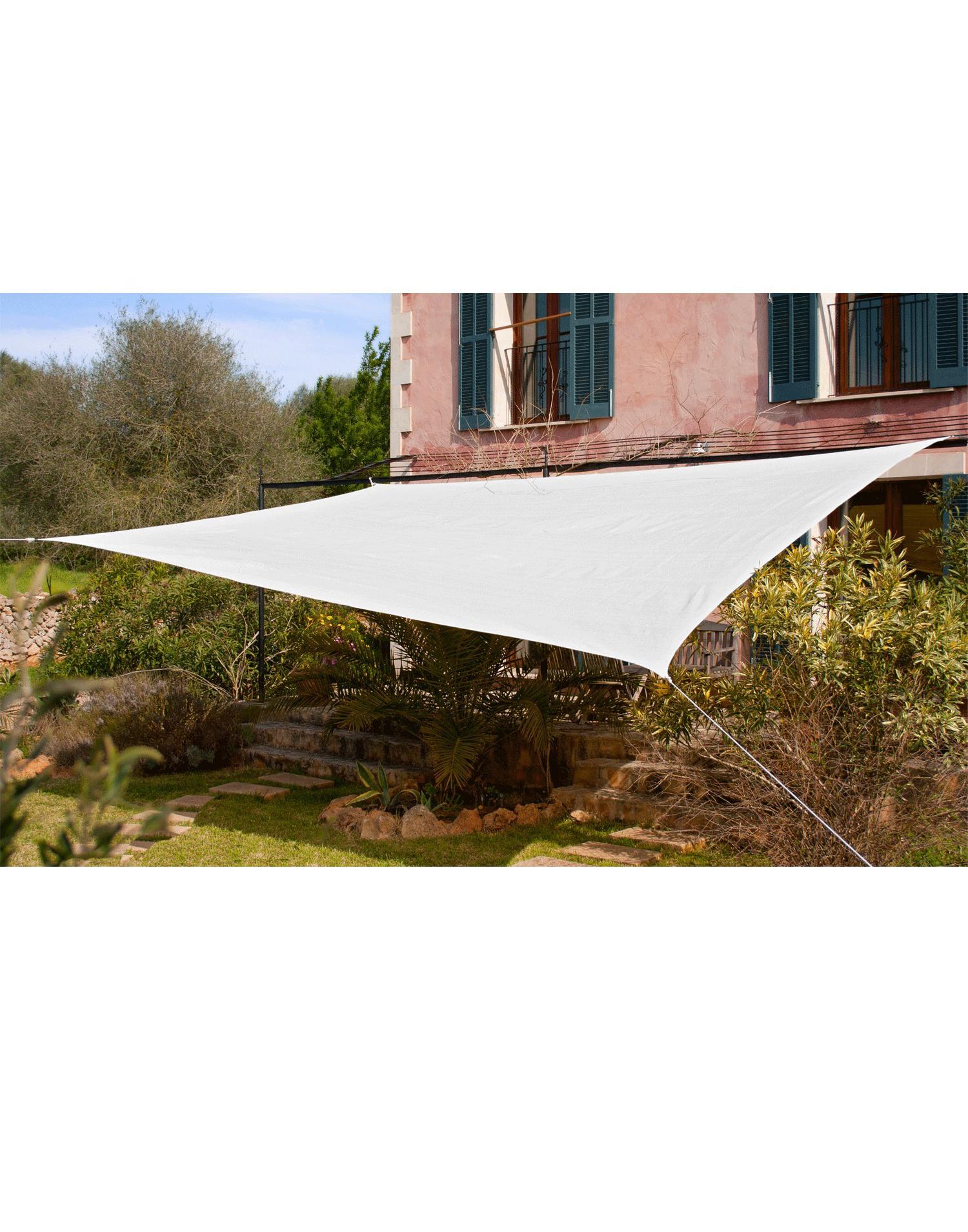 sonnensegel gnstig affordable terrasse sonnensegel with. Black Bedroom Furniture Sets. Home Design Ideas