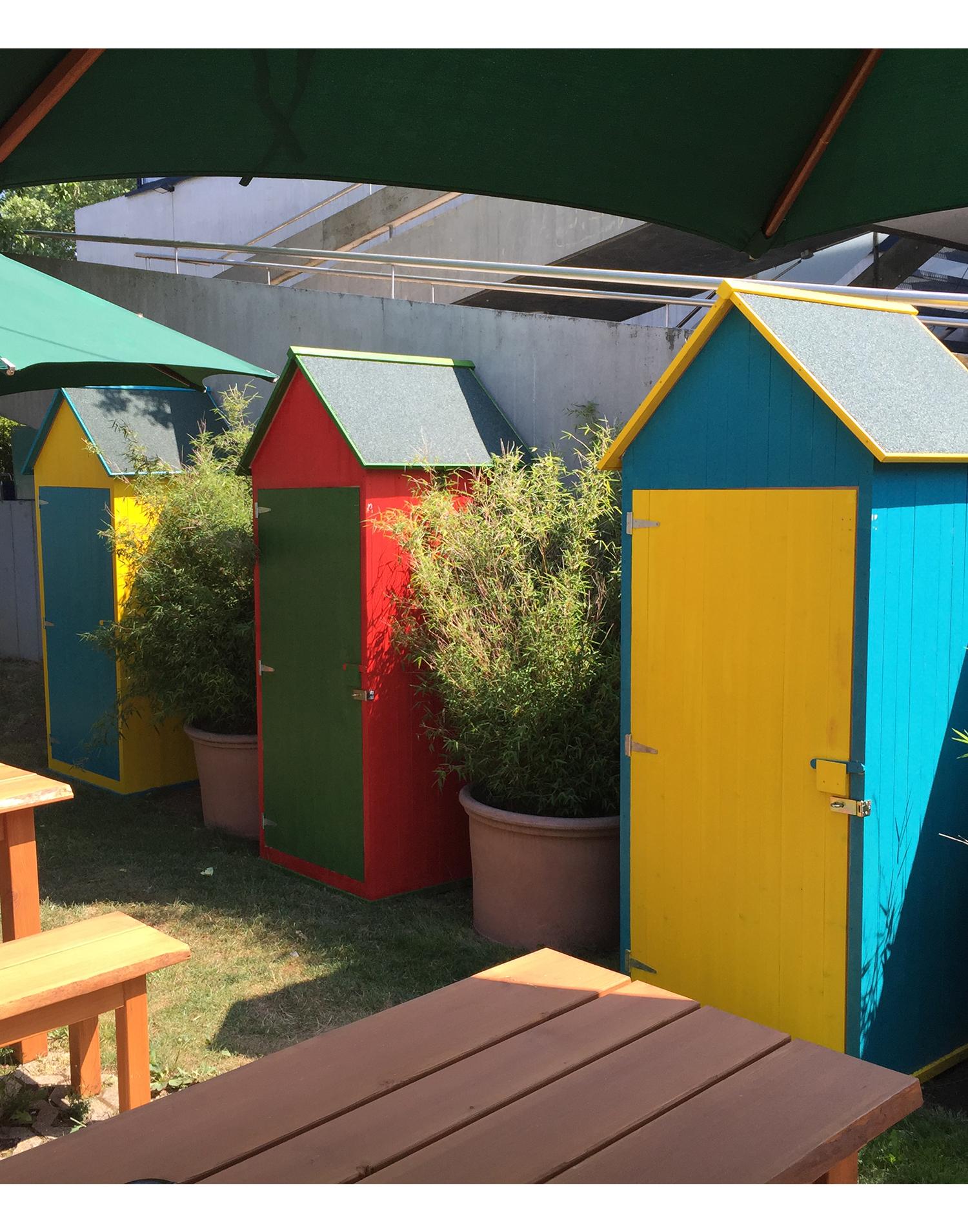 Obi Baumarkt Balkonmobel : Gartenschrank Maison DObjets  Aufbewahrung Loungepolster