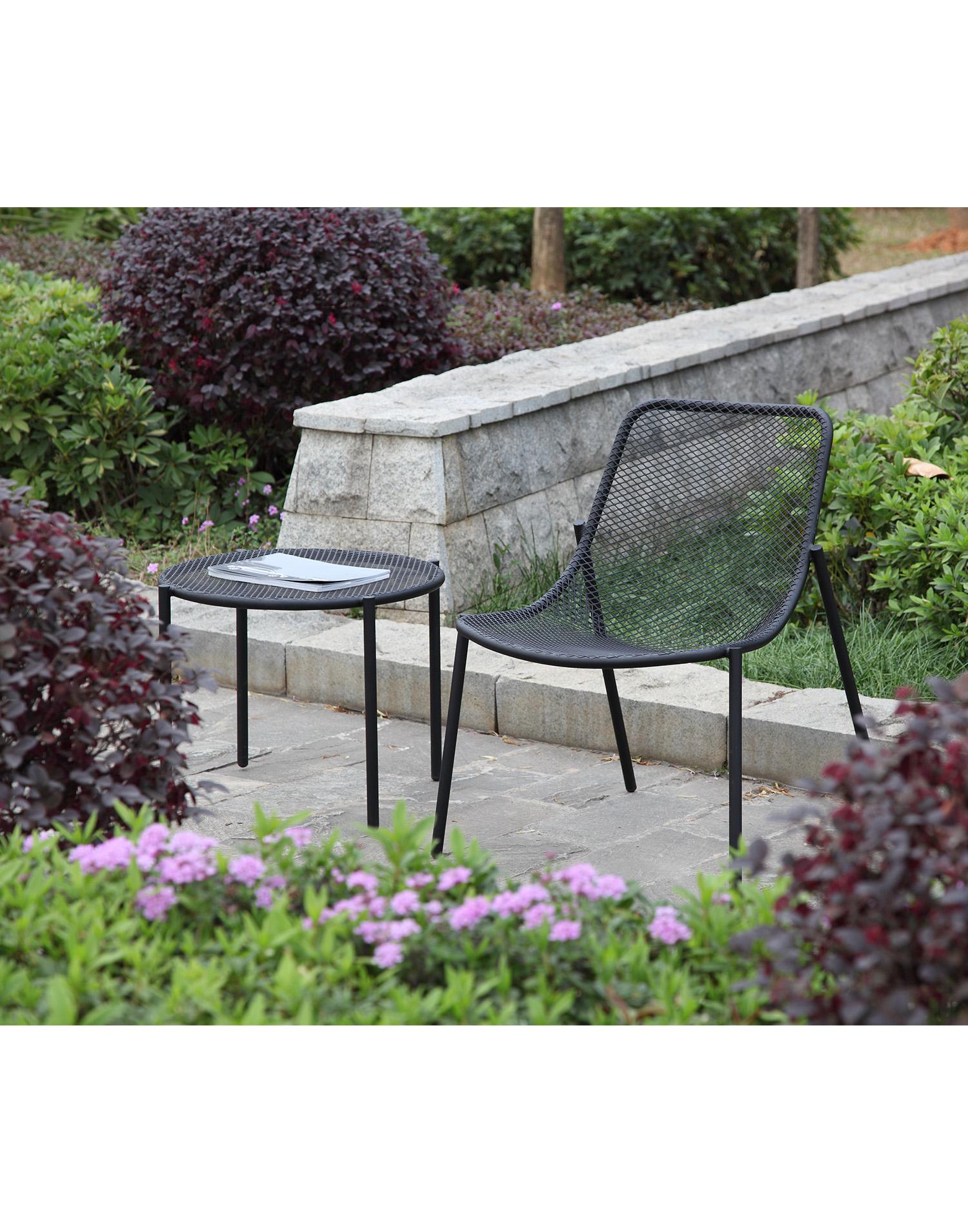 Miriana lounge sessel und tisch for Sessel und tisch