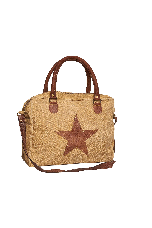Coole Handtasche Bag & Tasche für Shopping, Beach und Freizeit